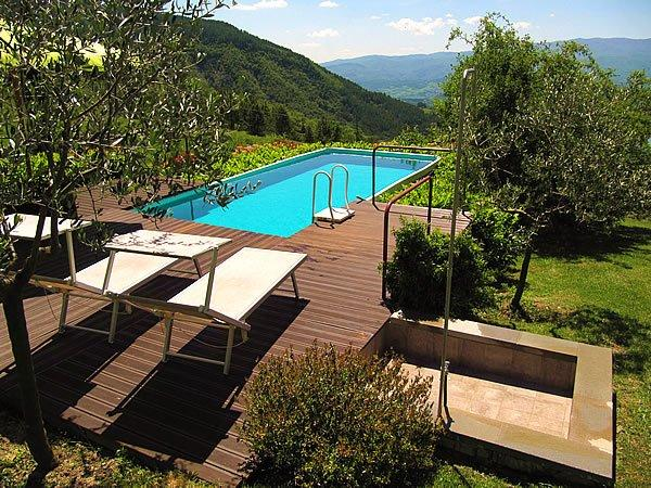 toskana ferienhaus mit pool in der toscana santi. Black Bedroom Furniture Sets. Home Design Ideas