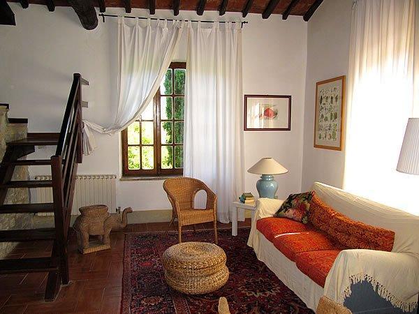 Ferienvilla Mit Pool In Der Toskana Casale Di Renata