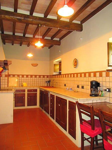 villa mit pool in der toskana tita - Toskana Küche