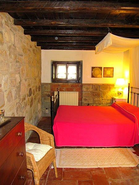 Toskana: Ferienhaus Renata Pool   Schlafzimmer 4