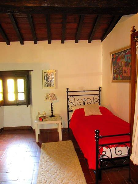 Toskana: Ferienhaus Pool Renata   Schlafzimmer 5