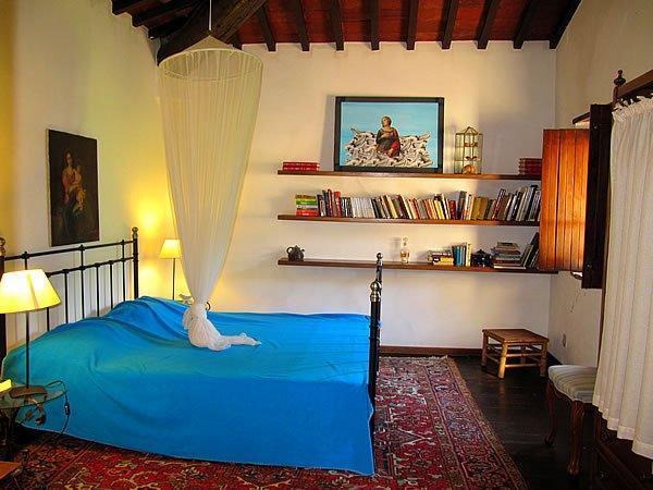 Traum schlafzimmer mit pool  Ferienvilla mit Pool in der Toskana Casale di Renata