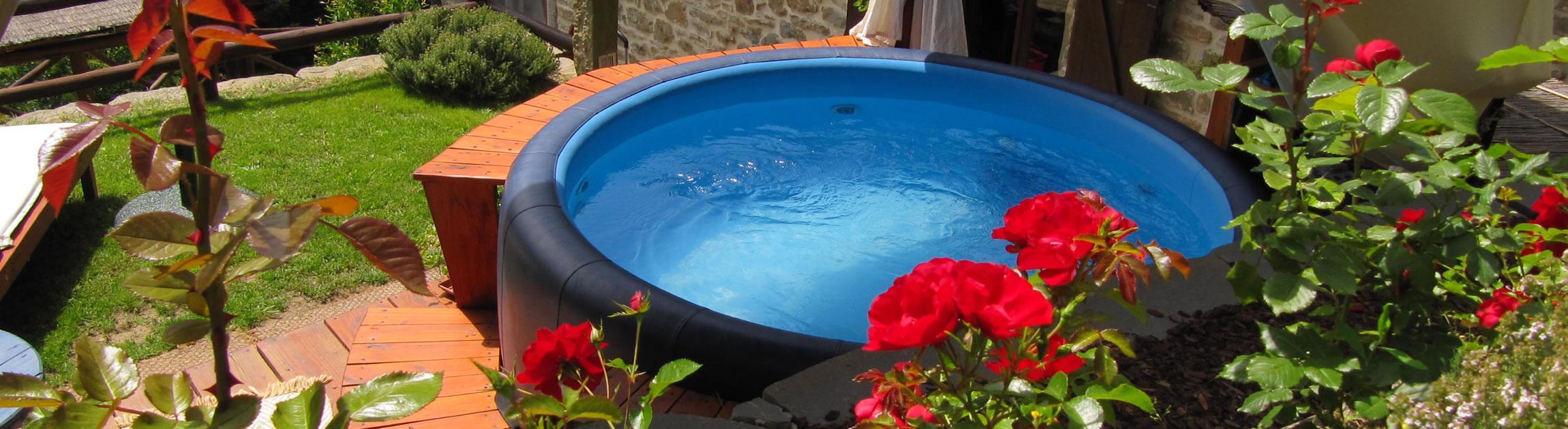 Toskana ferienhaus mit whirlpool lucia in der toscana for Whirlpool garten mit bonsai wohnung