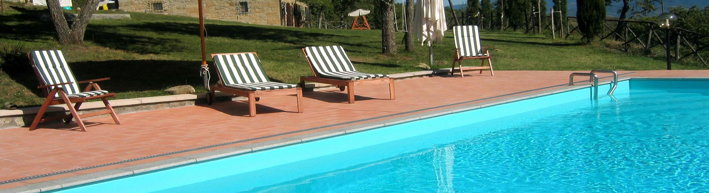 Ferienwohnung Mit Pool In Der Toskana: Mariagiovanna
