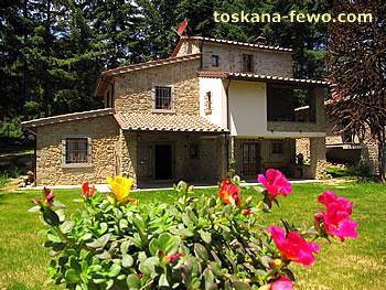 Moderne architektenhäuser mit pool  Toskana - Ferienhäuser mit Pool in der Toskana.
