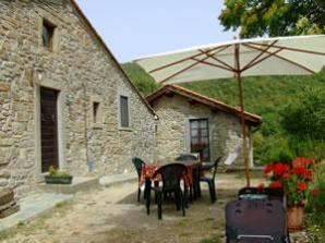 Ferienwohnungen für 4 - 5 Personen in der Toskana