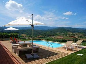Luxus - Villa mit Pool in der Toskana