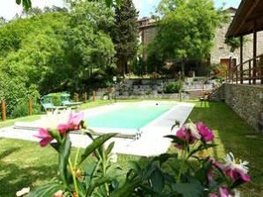 Ferienhaus in der Toskana mit Pool