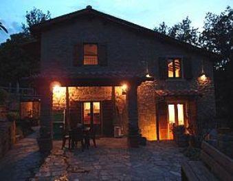 Toskana - Ferienhaus mit Pool