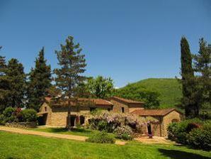 Ferienvilla mit Pool in der Toskana