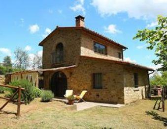 Ferienhäuser mit Pool in der Toskana