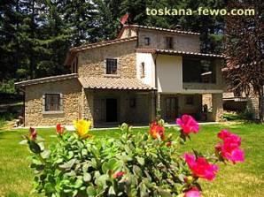 Ferienhaus mit Pool in der Toskana