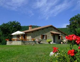 Villa mit Pool in der Toskana