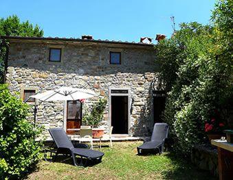 Ferienhaus in der Toskana