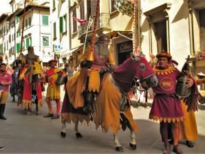 Toskana: Saracino in Arezzo